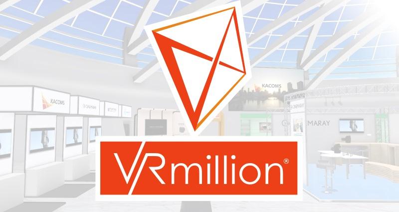 バーチャル展示会プラットフォーム「VRmillion」
